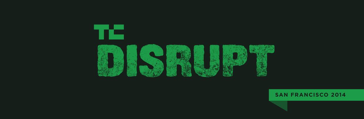 TechCrunch Disrupt Sf 2014