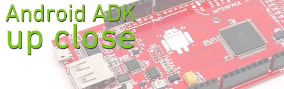 Android ADK Part 2: Let There Be Light (Emitting Diodes)